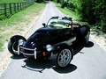 Technical specifications and fuel economy of Panoz AIV Roadster