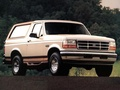 Technical specifications and fuel economy of Ford Bronco