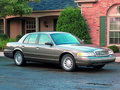Technical specifications and fuel economy of Ford Crown Victoria