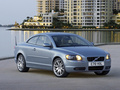 Technical specifications and fuel economy of Volvo C70