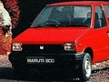 Technical specifications and fuel economy of Maruti 800