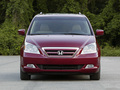 Technical specifications and fuel economy of Honda Odyssey