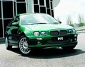 Technical specifications and fuel economy of MG ZR