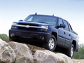 Technical specifications and fuel economy of Chevrolet Avalanche