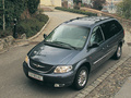 Technical specifications and fuel economy of Chrysler Grand Voyager