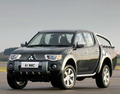 Technical specifications and fuel economy of Mitsubishi L 200