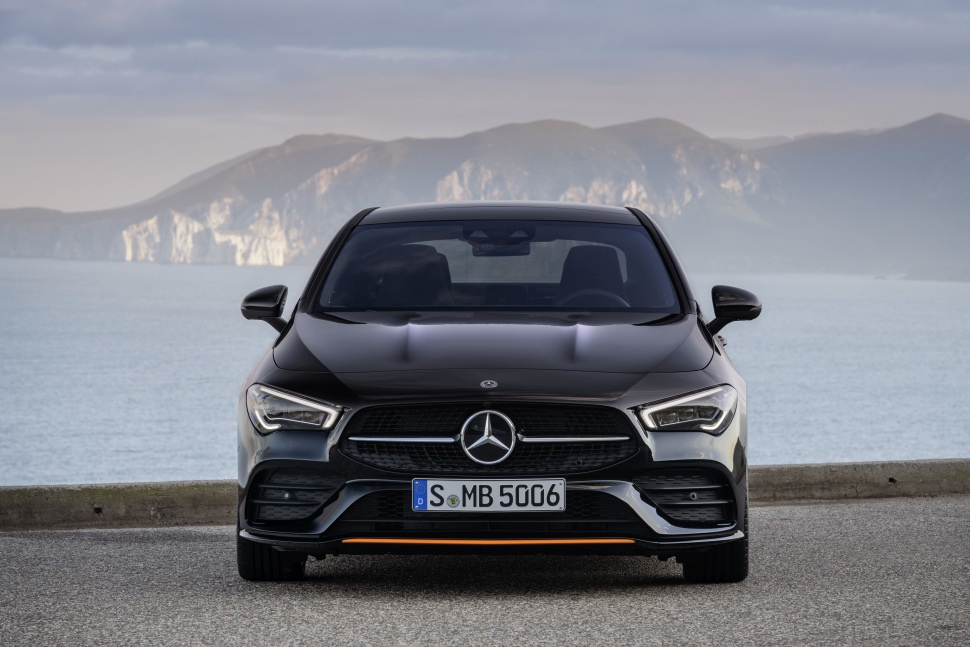 Mercedes-Benz CLA Coupe (C118) - Photo 1