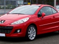 Technical specifications and fuel economy of Peugeot 207
