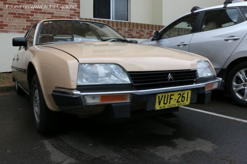 1982 Citroen CX I (Phase I, 1982) - Снимка 1