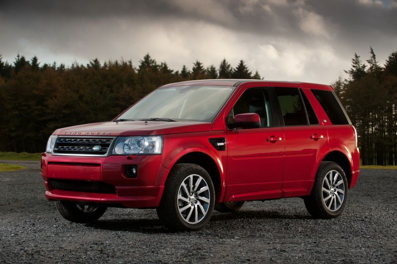 Land Rover Freelander II (facelift 2010) - Bilde 1