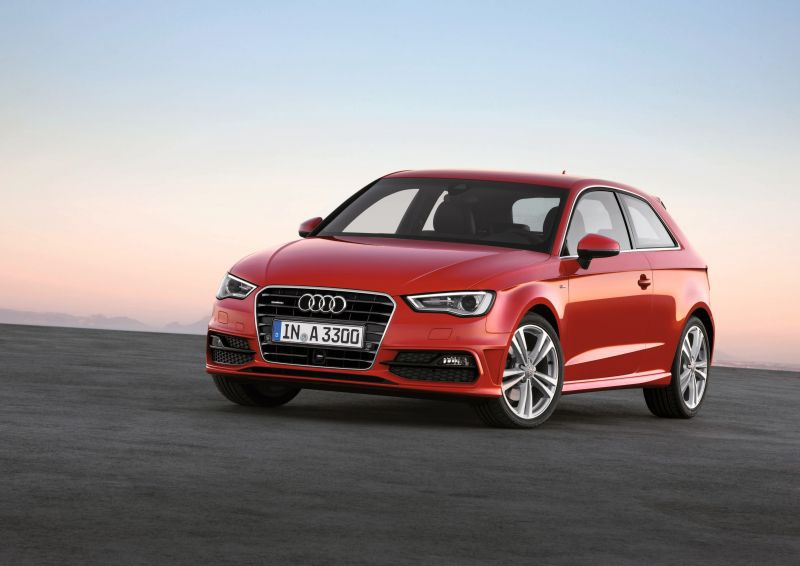 Audi A3 (8V) 2.0 TDI (184 Hp) clean diesel - Technical Specs, Fuel consumption, Dimensions