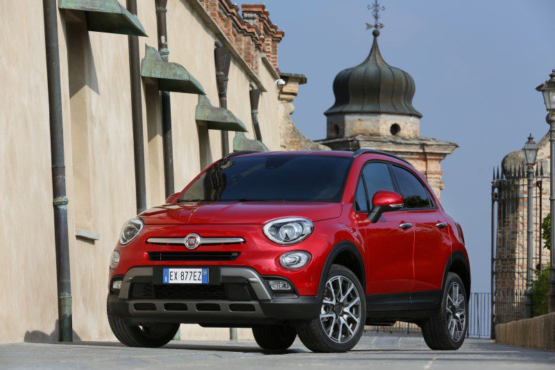 Fiat 500X Cross/Off-Road - Foto 1