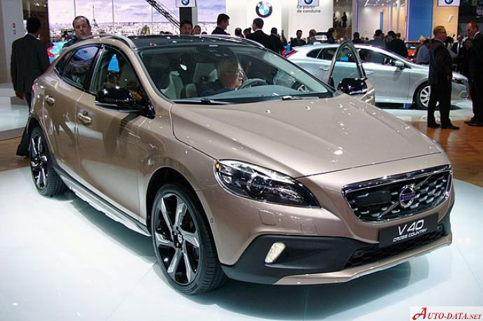 2013 Volvo V40 Cross Country - Фото 1