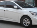 Hyundai Solaris I Sedan 1.6 MPI (123 Hp) Automatic