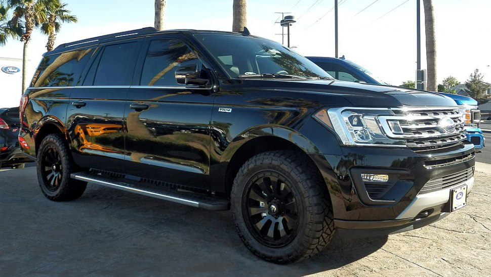 Ford Expedition USA 2019