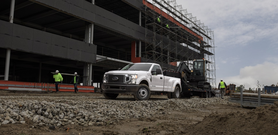 новият Ford Super Duty 2020