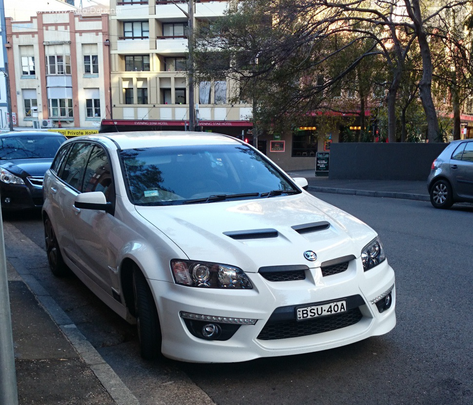 2009 HSV Clubsport Tourer (VE II) - Photo 1