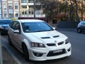 HSV Clubsport Tourer (VE II) - Technical Specs, Fuel consumption, Dimensions
