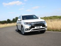 Technical specifications and fuel economy of Mitsubishi Outlander