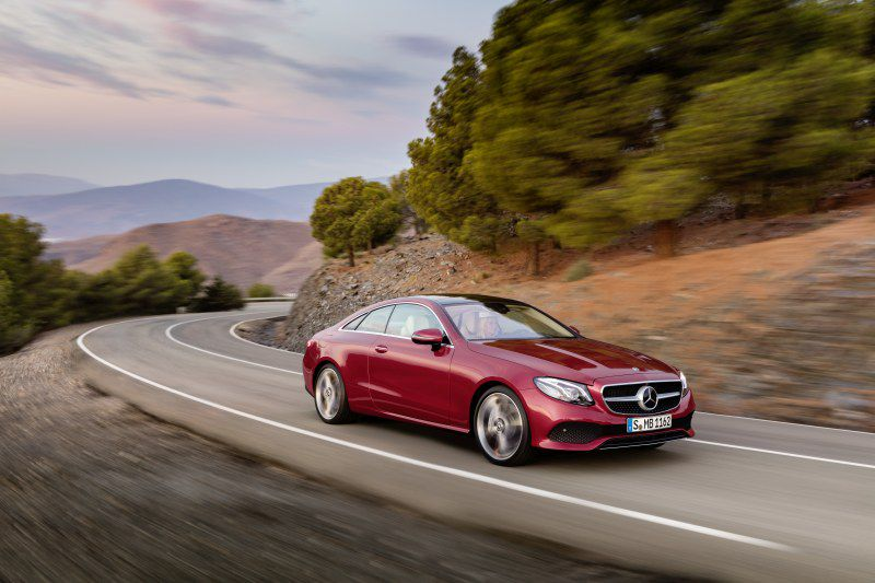2016 Mercedes-Benz E-class Coupe (C238) - Photo 1