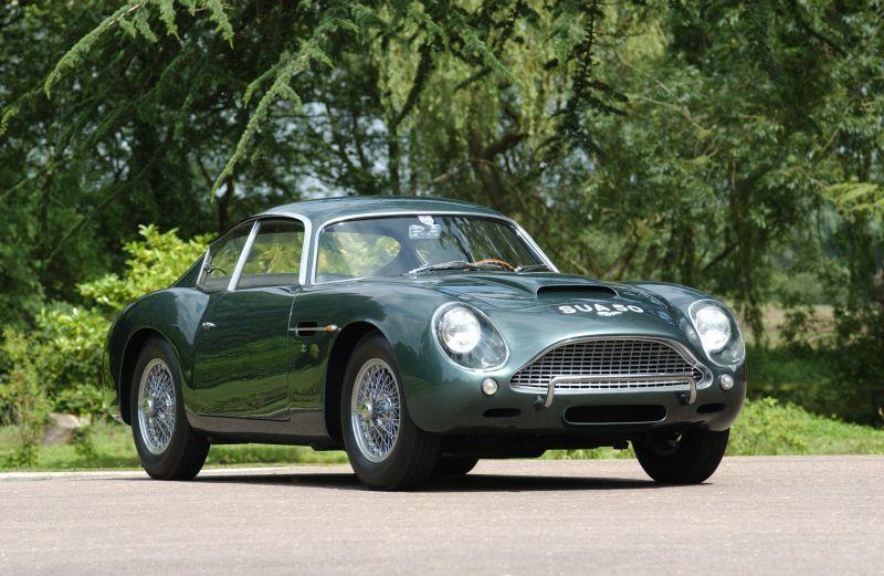 1960 Aston Martin Db4 Gt Zagato 3 7 318 Ps Technische Daten Verbrauch Spezifikationen Maße