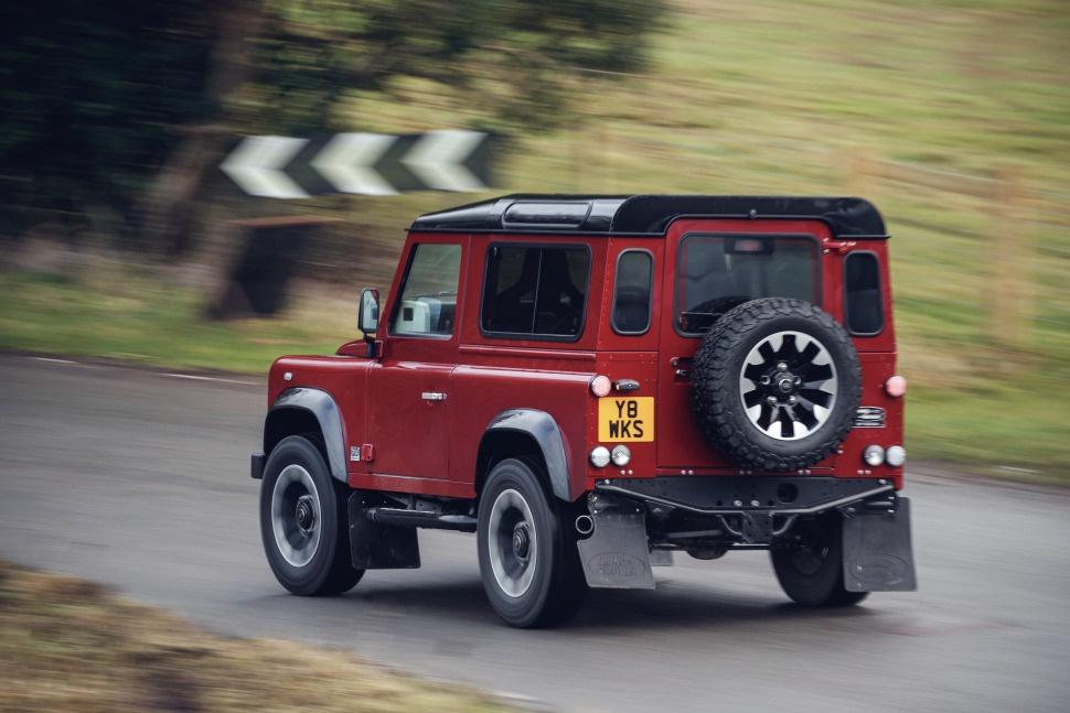 Images of: Land Rover - Defender 90 Works V8 3/24
