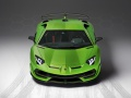 Technical specifications and fuel economy of Lamborghini Aventador