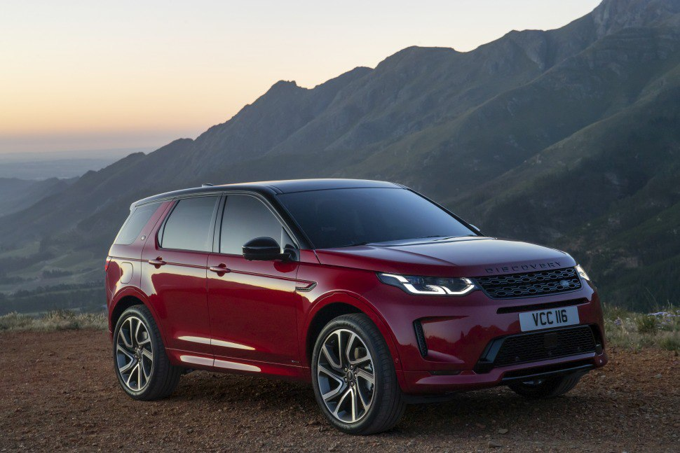 2019 Land Rover Discovery Sport (facelift 2019) - Photo 1