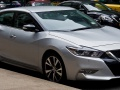 2015 Nissan Maxima VIII (A36) - Technical Specs, Fuel consumption, Dimensions