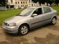 Opel Astra G (facelift 2002) - Technical Specs, Fuel consumption, Dimensions