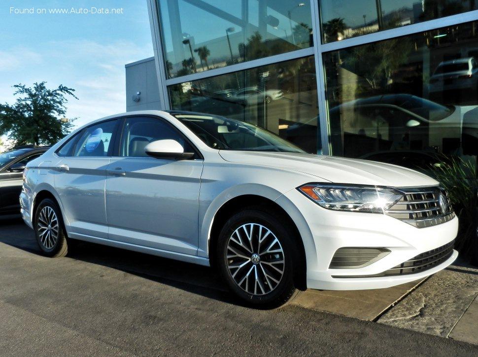 Volkswagen Jetta   Technical Specs, Fuel consumption, Dimensions
