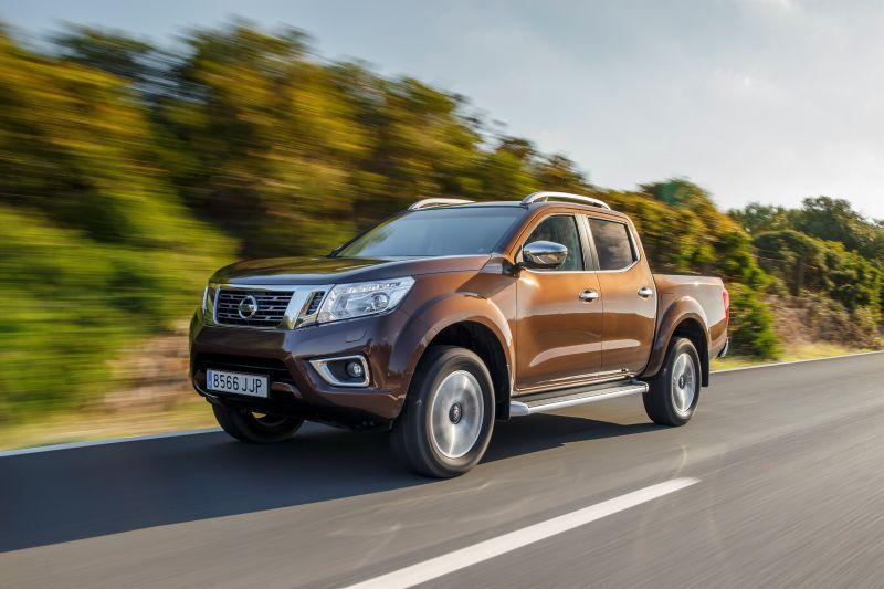 Nissan Navara | Technical Specs, Fuel consumption, Dimensions