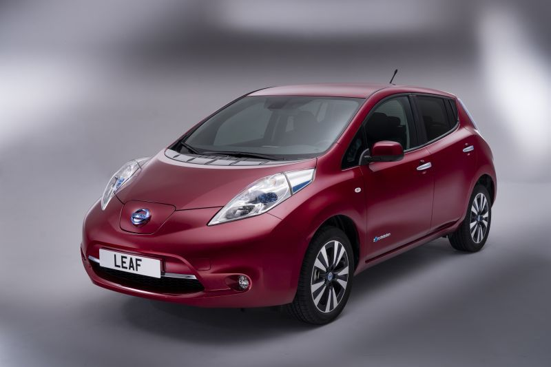 2013 Nissan Leaf I Ze0 24 Kwh 109 Hp Technical Specs Data Fuel Consumption Dimensions