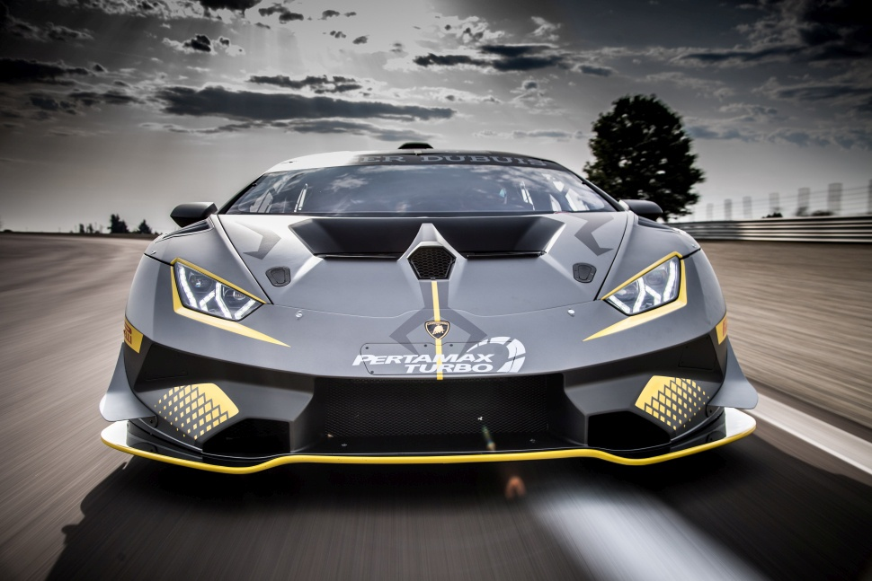 2018 Lamborghini Huracan Super Trofeo EVO - Photo 1