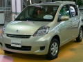 Technical specifications and fuel economy of Toyota Passo