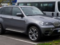 2010 BMW X5 (E70, facelift 2010) - Technical Specs, Fuel consumption, Dimensions