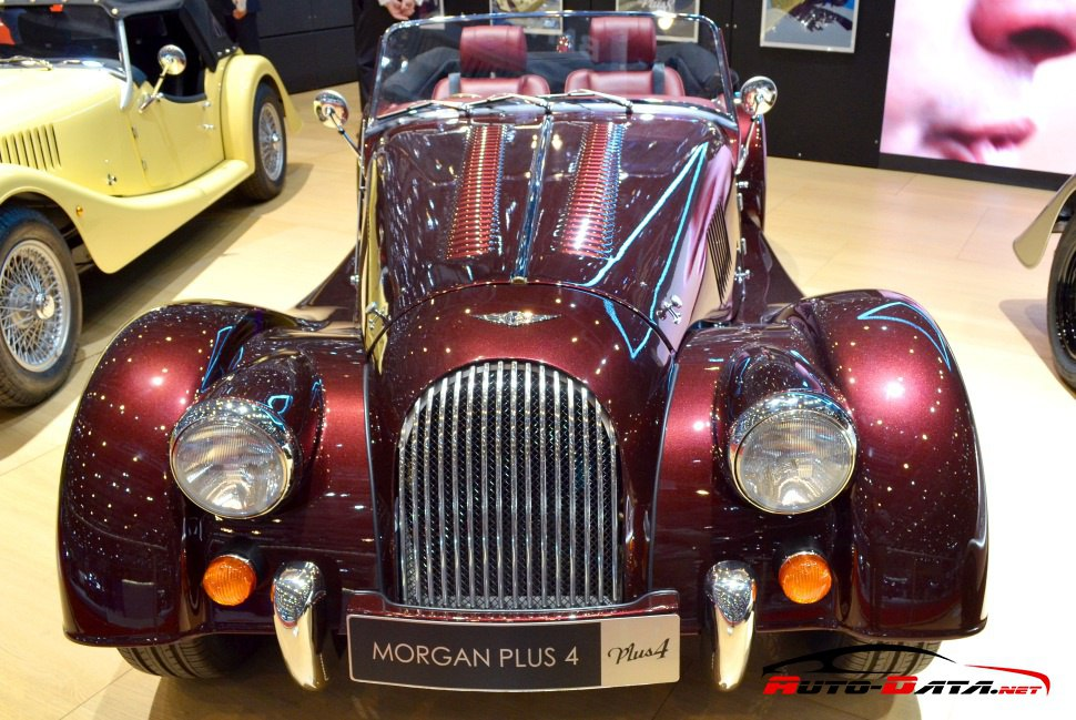 Morgan Plus Four автомобил
