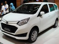 Technical specifications and fuel economy of Daihatsu Sigra