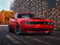 Technical specifications and fuel economy of Dodge Challenger