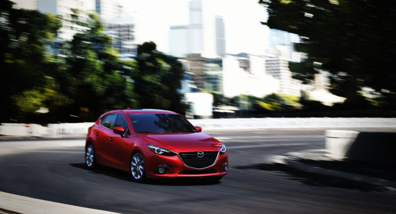 Mazda 3 III Hatchback (BM) 2.0 SkyActiv-G (120 Hp) Automatic - Technical Specs, Fuel consumption, Dimensions