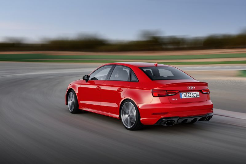 Images of: Audi - RS3 sedan (8V) 2/16