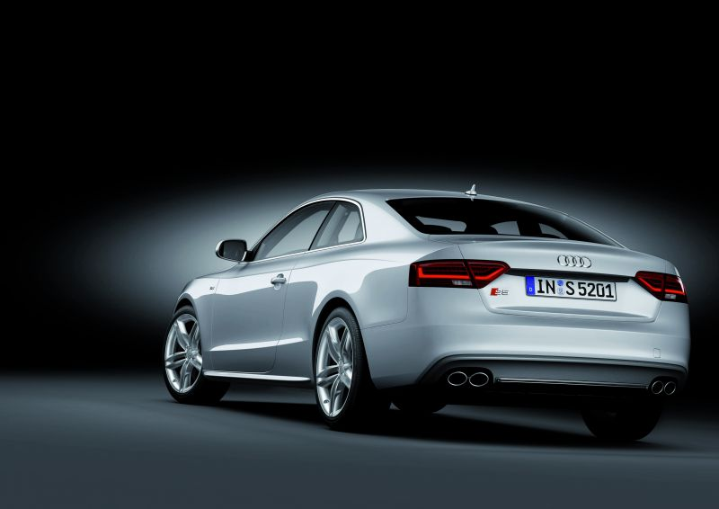 Audi - S5 Coupe (8T, facelift 2011)