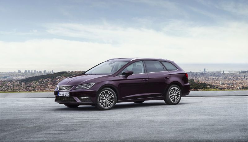 seat - leon - technical specifications, fuel economy (consumption)