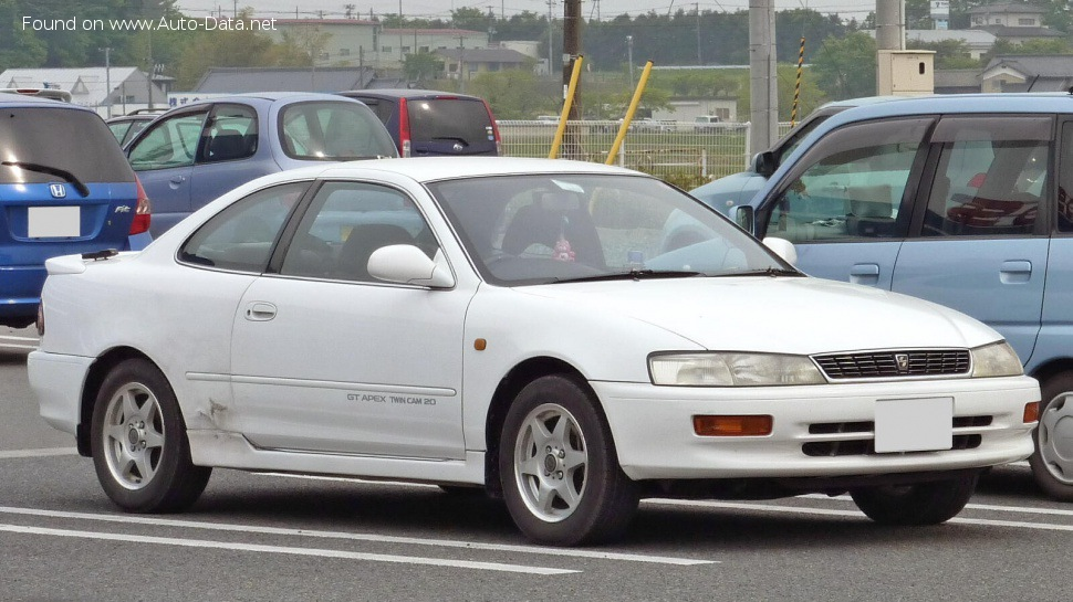 1992 Toyota Corolla Levin - Photo 1