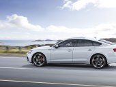 Audi S5 TDI - new diesel powertrain and modern technologies
