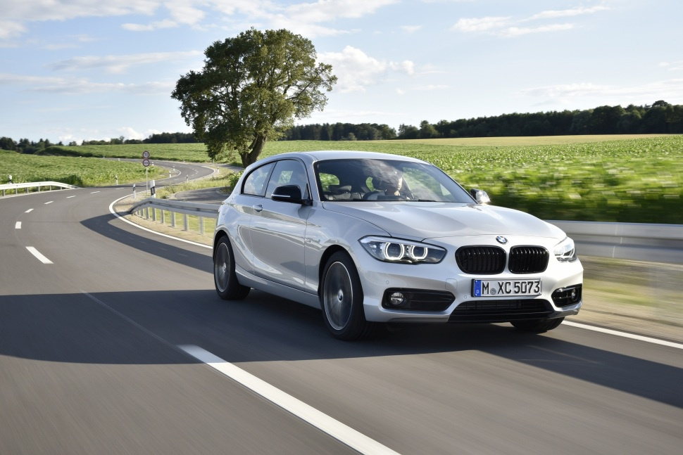 2017 BMW Série 1 Hatchback 3dr (F21 LCI, facelift 2017) - Photo 1