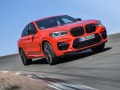 BMW X4 M (F98) Competition 3.0 (510 Hp) xDrive Steptronic