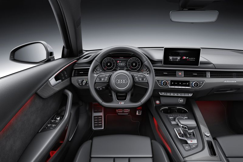 Images of: Audi - S4 (B9) 3/29