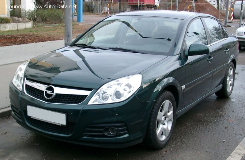 Opel   Vectra   Technical Specifications, Fuel Economy (consumption)