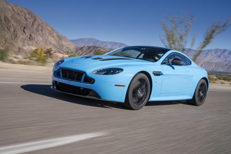 2010 Aston Martin V12 Vantage 6 0 517 Hp Technical Specs Data Fuel Consumption Dimensions